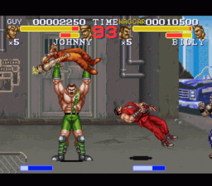 GUT Final Fight 3 7