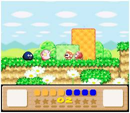 Kirby and Gooey's Excellent Adventure. Image courtesy of GameFAQs.